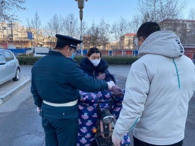 中国银行邯郸分行防控营业两不误