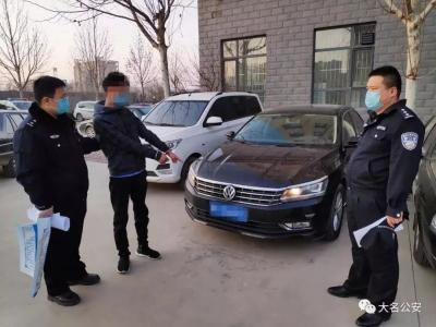 邯郸民警怒斥诈骗男子:我要不是警察,非扇你两耳刮子!