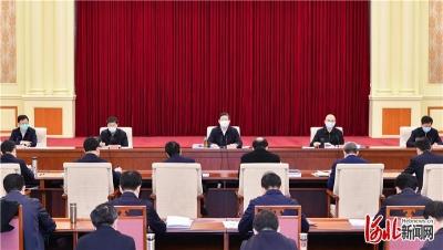 王东峰主持召开省属国有企业防控疫情和深化改革工作座谈会