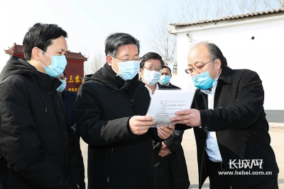 """河北省委书记鼓励农户""""拼多多""""增产增收"""
