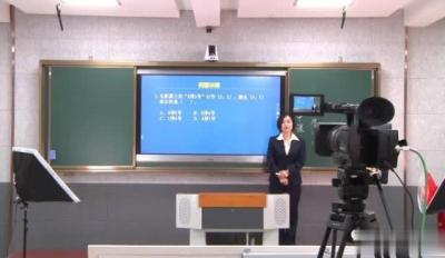 """邯郸:课堂战""""疫"""""""
