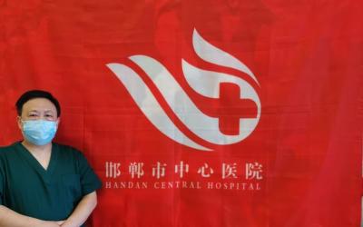 邯郸V视|【离汉日志】抗疫英雄谱——崔海军