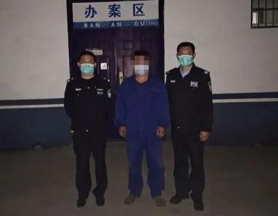 男子偷窃化妆品 被拘留