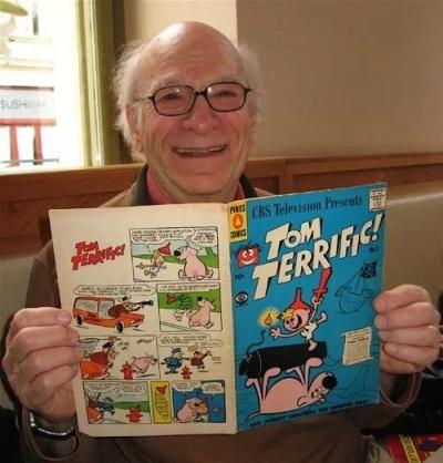 《猫和老鼠》导演去世,他把汤姆和杰瑞永远留给了我们