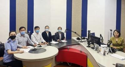今天,邯郸市市场监管局做客《文明热线》。