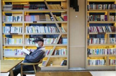 新华网评:阅读,永远是文明之声