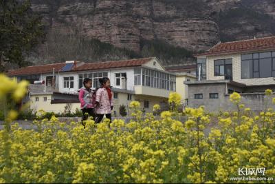 """邯郸涉县污犊村——旅游产业""""金钥匙""""打开发展的一片新天地"""