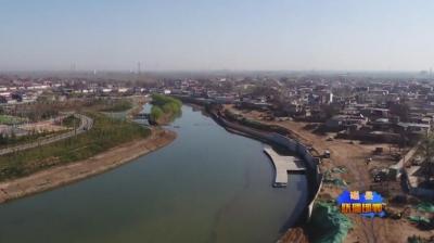 磁县:滏阳河水系精品景观项目工程加快推进