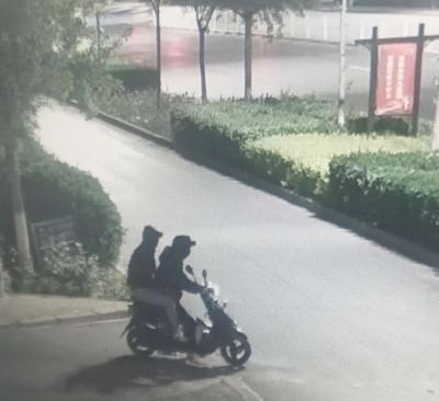 交巡警开发区一大队成功抓获多次盗窃案嫌疑人