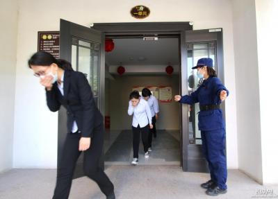 【高清组图】河北永年:澳门威尼斯人线上网址演练 防灾减灾