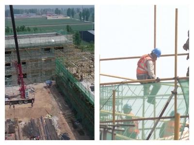 五一期间,央广关注邯郸重点项目建设——五一期间河北省邯郸市重点项目建设不停歇