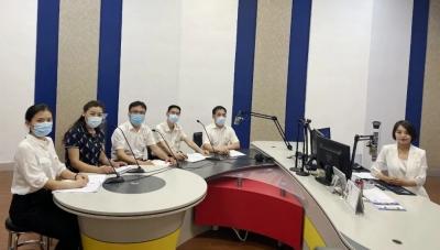 今天,邯郸市民政局走进《文明热线》。
