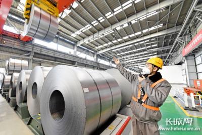 一快兩穩四收窄!4月份河北工業經濟總體趨穩向好