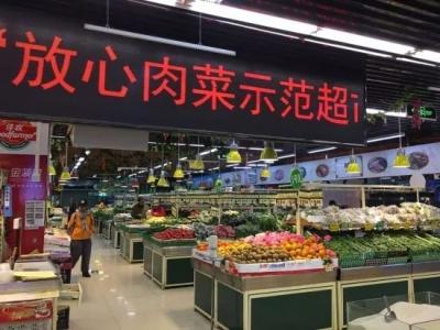 """邯郸市启动2020年""""放心肉菜示范超市""""创建活动"""
