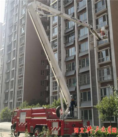 """峰峰矿区开展""""5·12""""抗震疏散应急救援演练"""