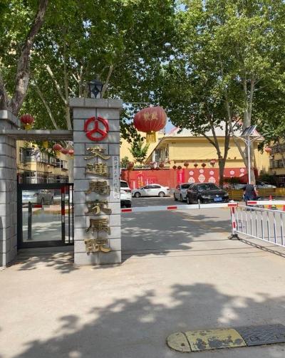 社區新顏:交通局家屬院改造 小細節裏做文章