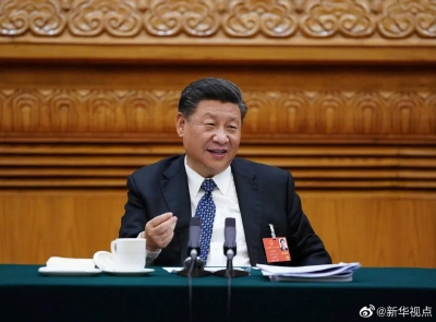 习近平在参加湖北代表团审议时强调了!