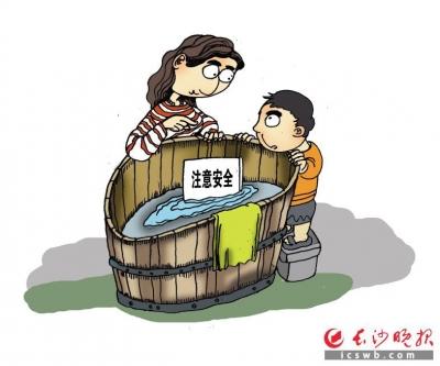 水桶、浴缸、池塘……夏日兒童安全陷阱多
