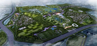河北省第四届园博会将于九月中旬在邯郸开幕