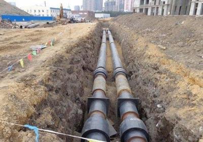 邯郸冀南新区供水管网拓展工程全面展开
