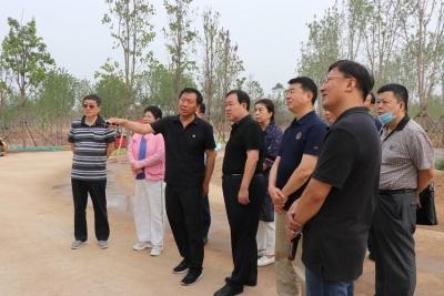 市人大常委会副主任陈希斌到复兴区调研沁河治理澳门威尼斯人注册开展情况