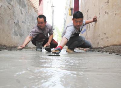 永年區:五里村的人與巷