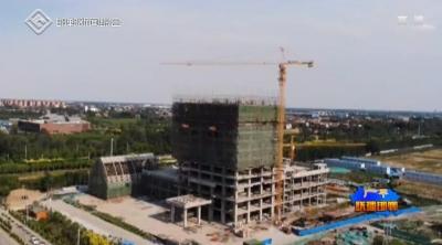 广平:智造汇大酒店主体工程八月初完工