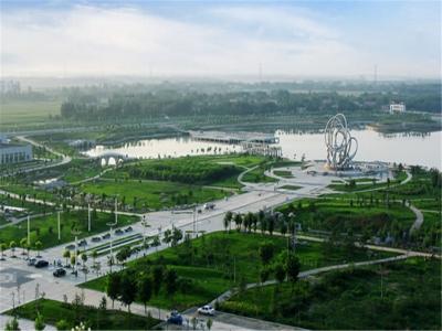 馆陶:畅通产业链 服务精准化