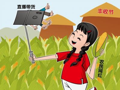 农产品直播要立足农业产业链谋长远