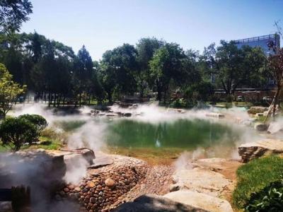 邯郸原丛台公园动物园旧址整体改造提升
