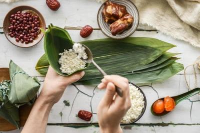 【網絡中國節?端午】@邯鄲人 端午買粽子吃粽子 一定要注意這些