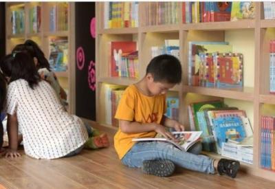 儿童阅读是全社会的事