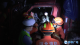 邯鄲:雨天貨車追尾水泥罐車人員被困 消防成功救援