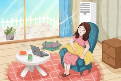 """""""夏天的命是空調給的"""",但許多夏天的病,也是空調給的"""