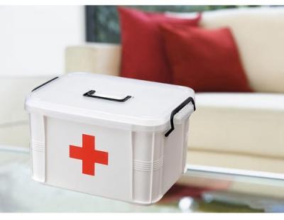 家庭藥箱放什么?這些常備藥物你需要知道