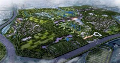 省第四届园博会将于九月中旬在邯郸开幕