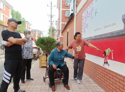 邯鄲:加快推進老舊小區改造提升