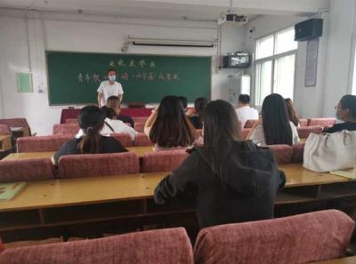 邯山区北张庄学区开展《荀子·劝学》教师背诵成果展示活动