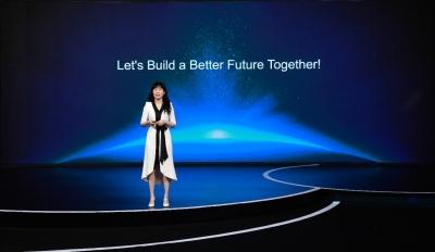 华为陈黎芳:共担责任,共建更具包容性的美好未来