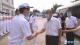 高宏志走訪慰問軍隊退役人員和駐邯部隊官兵
