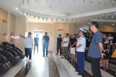 肥乡区召开公共娱乐场所消防安全标准化建设现场会