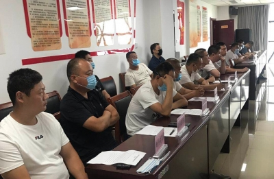 邯郸市生态环境局约谈通报6家企业及3家运维单位