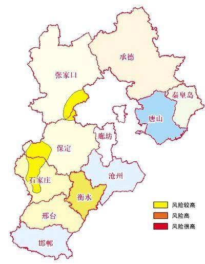 省自然资源厅与省气象局  发布地质灾害气象风险预警预报