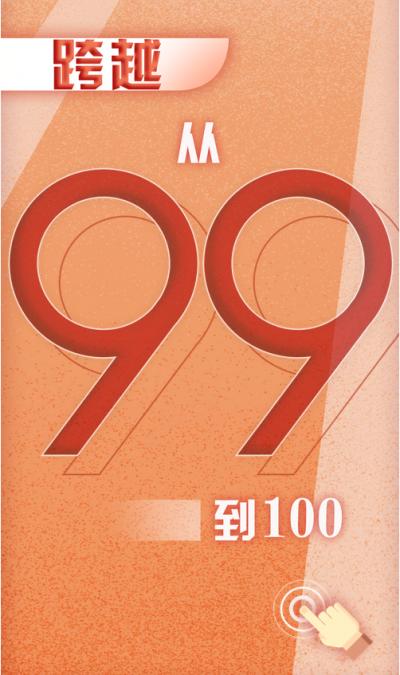 """新华网评:这个""""99+1""""不简单"""