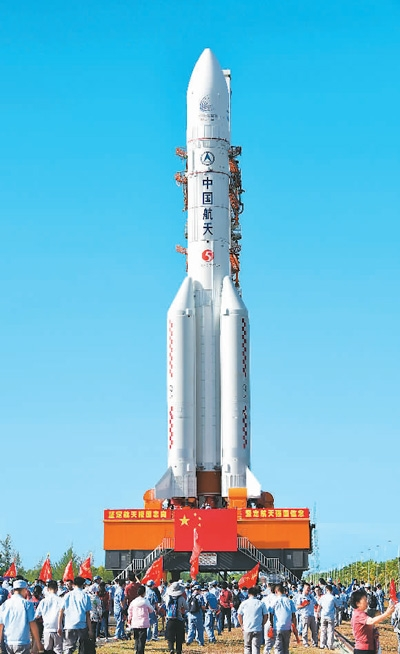 中国拉开火星探测序幕