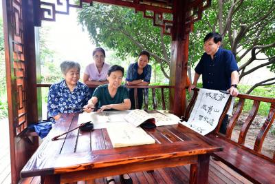 邯郸丛台区:老旧小区改出新生活