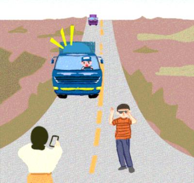"""""""拿命拍照""""不止發生在網紅公路"""