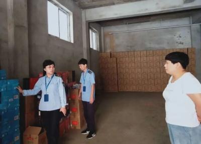 涉县重拳出击 开展酒类市场专项整治