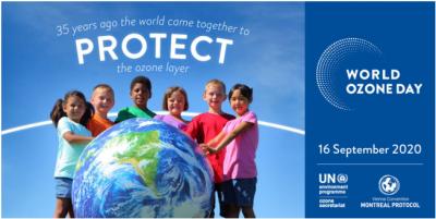 国际臭氧层保护日丨守护生命的臭氧,一起了解一下!