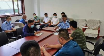 邯郸主城区商品混凝土运输企业被约谈